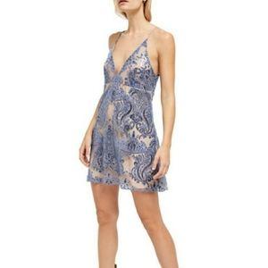Free People Night Simmer Dress Size 12